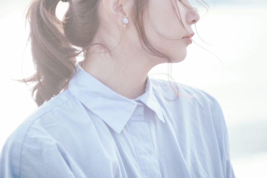 女性と筋膜