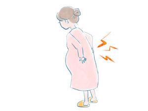 妊婦さん腰痛